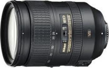 Obiectiv Foto Nikon AF-S 28-300mm f3.5-5.6G ED VR II Obiective