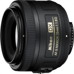 Obiectiv Foto Nikon AF-S 35mm f1.8G DX Obiective