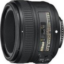 Obiectiv Foto Nikon AF-S 50mm f1.8G Obiective