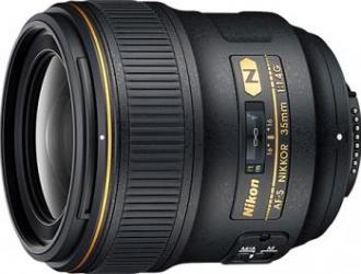 Obiectiv Foto Nikon AF-S 85mm f1.4G Obiective