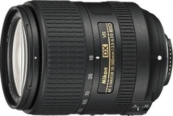 Obiectiv Foto Nikon AF-S DX NIKKOR 18-300mm f3.5-6.3G ED VR Obiective