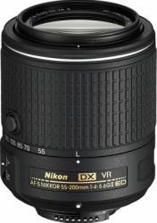 Obiectiv Foto Nikon AF-S DX NIKKOR 55-200mm f4-5.6G ED VR II Obiective
