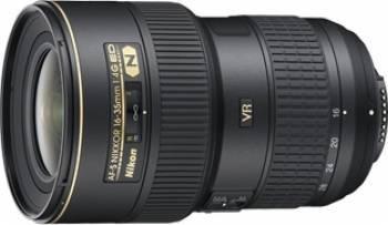 Obiectiv Foto Nikon AF-S Nikkor 16-35mm f4G ED VR Obiective