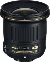 Obiectiv Foto Nikon Nikkor 20mm f1.8G ED AF-S Obiective