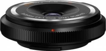 Obiectiv foto Olympus 9mm 1 8.0 fisheye BCL-0980 Negru