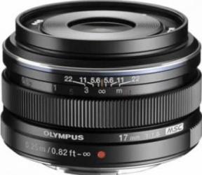 Obiectiv Foto Olympus M.Zuiko digital 17mm 1 1 8 Negru Obiective