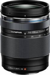 Obiectiv Foto Olympus Zuiko Digital ED 14-150mm f4-5.6 II Black Obiective