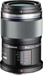 Obiectiv Foto Olympus Zuiko Digital ED 60mm f2.8 Black Obiective