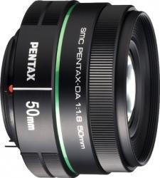 Obiectiv Foto Pentax DA 50mm f1.8 Obiective