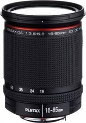 Obiectiv Foto Pentax HD DA 16-85mm f3.5-5.6 ED DC WR Obiective