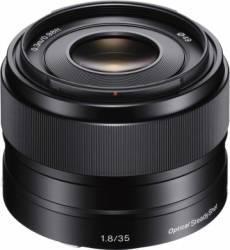 Obiectiv Foto Sony E-mount SEL 35mm f1.8 OSS Obiective