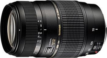 Obiectiv Foto Tamron 70-300mm f4-5.6 Di LD Macro Canon Obiective