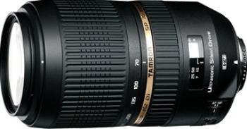 Obiectiv Foto Tamron 70-300mm f4-5.6 Di LD VC USD Macro Canon Obiective