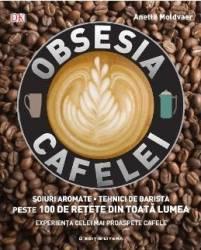 Obsesia cafelei - Anette Moldvaer Carti