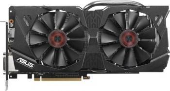 Placa video Asus GeForce GTX 970 StriX DC2 OC 4GB DDR5 256Bit Bonus Mouse Pad A4Tech X7-200MP