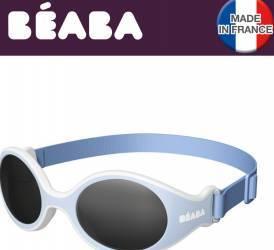 Ochelari de soare cu banda Bleu Beaba