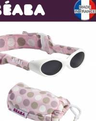 Ochelari de soare cu banda roz - Diverse Culori