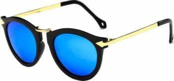 Ochelari de soare de dama polarizati Aoron 1406, Albastru Ochelari de soare