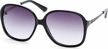 Ochelari de soare Guess dama Rectangular Negru Ochelari de soare