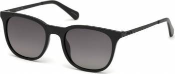 Ochelari de soare Guess Rectangular Black Ochelari de soare