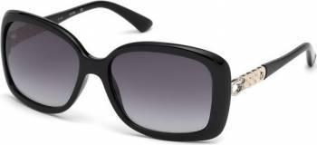 Ochelari de soare Guess Rectangular Negru dama Ochelari de soare