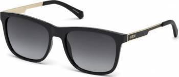 Ochelari de soare Guess Rectangular Negru_01A Ochelari de soare