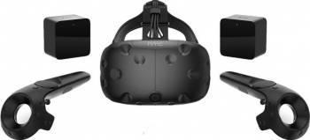 Ochelari Inteligenti HTC Vive Cu Display OLED Negru Gadgeturi