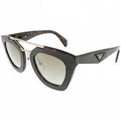 4780d9d13c Ochelari Prada dama Gradient PR14SS-2AU4M1-49 negru Geometric Ochelari de  soare