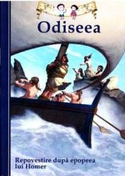 Odiseea - revopestire dupa epopeea lui Homer Carti