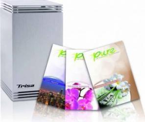 Odorizant de camera Trisa Pure 3 rezerve incluse Odorizante