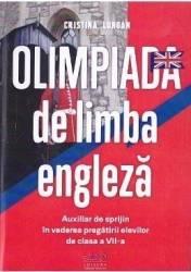 Olimpiada de limba engleza cls 7 - Cristina Lungan