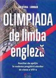Olimpiada de limba engleza cls 8 - Cristina Lungan