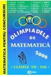 Olimpiadele de matematica 2008 Clasele 7-8 - C. Chites M. Fianu