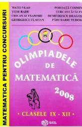 Olimpiadele de matematica Clasele 9-12 2008 - Matei Vlad
