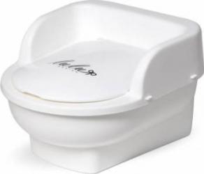 Olita Copii My Kids Throne Lulu Alb Olite si reductoare WC