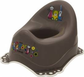 Olita muzicala MyKids Little Bear and Friend sistem antialunecare Maro Olite si reductoare WC