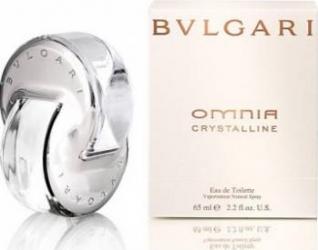 Omnia Crystalline Eau de Toalette by Bvlgari Femei 65ml Parfumuri de dama