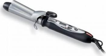 Ondulator profesional pentru par Valera Digicurl 25mm 641.25 Ceramic Argintiu Ondulatoare de par