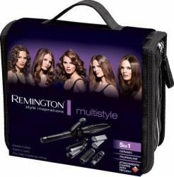 Ondulator Remington S8670 5 accesorii Invelis Ceramic Negru Ondulatoare de par
