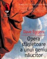 Opera sfasietoare a unui geniu naucitor - Dave Eggers