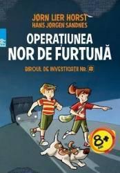 Operatiunea Nor de Furtuna. Biroul de investigatii nr.2 - Jorn Lier Horst