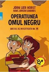 Operatiunea Omul Negru. Biroul de investigatii nr. 2 - Jorn Lier Horst