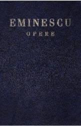 Opere - 8 volume cartonate - Mihai Eminescu