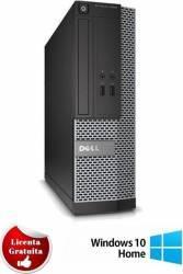 Desktop Dell Optiplex 7010 i5-3470 4GB 250GB Win 10 Home Calculatoare Refurbished