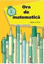 Ora de matematica cls 9 - Petre Nachila Carti