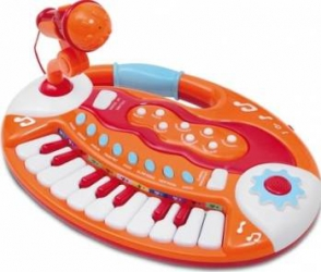 Orga Electronica cu Microfon Bontempi Jucarii muzicale