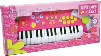 Orga electronica cu microfon incorporat KR3271 Bontempi Jucarii muzicale