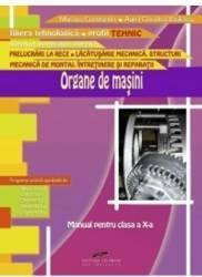 Organe de masini cls 10 - Mariana Constatin