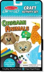 Origami Animale Colorate - Melissa and Doug Puzzle si Lego