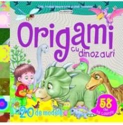 Origami cu dinozauri - 20 de modele